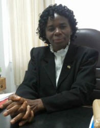 Photo of Mary Abukutsa-Onyango