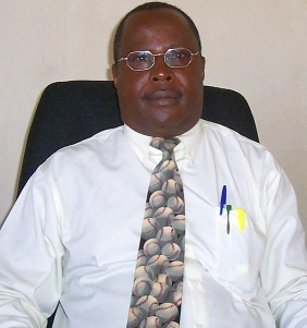 Photo of George William Byarugaba-Bazirake